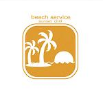 "Cover of Compilation ""Beach Service - Sunset Chill"""