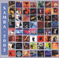 "Cover of Compilation ""Best Samba 2002"""