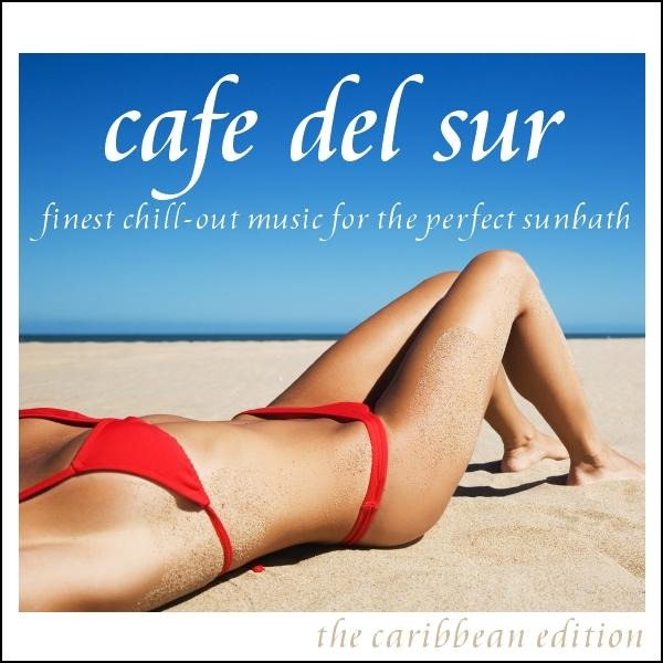 "Cover of Compilation ""Cafe Del Sur"""