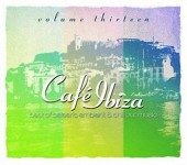 "Cover of Compilation ""Cafe Ibiza Vol.13"""