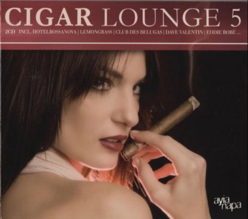 "Cover of Compilation ""Cigar Lounge 5"""
