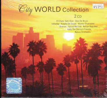 "Cover of Compilation ""City World Collection"""