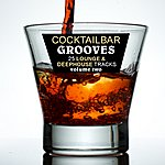 "Cover of Compilation ""CocktailBar Grooves Vol. 1 - 25 Lounge & Deephouse Tracks"""