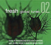 "Cover of Compilation ""Fresh Global Tunes 02"""