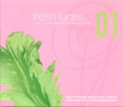 "Cover of Compilation ""fresh tunes 01"""