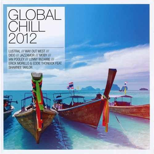 "Cover of Compilation ""Global Chill 2012"""