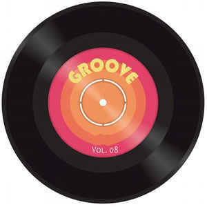 "Cover of Compilation ""Groove Vol. 08"""