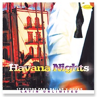 "Cover of Compilation ""Havana Nights - Latin Unlimited"""