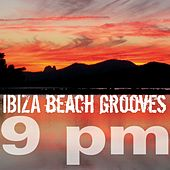 "Cover of Compilation ""Ibiza Beach Grooves 9 pm"""