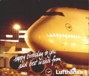 "Cover of Compilation ""Lufthansa Birthday CD"""