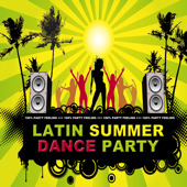 "Cover of Compilation ""Latin Summer Dance Party"""