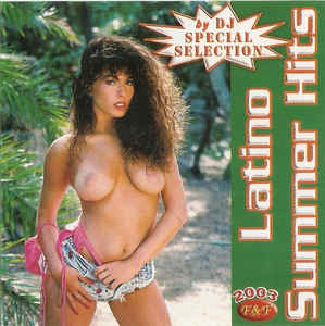"Cover of Compilation ""Latino Summer Hits"""
