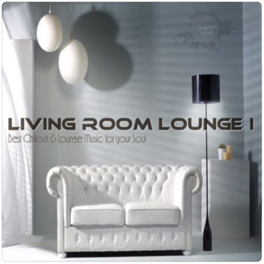 "Cover of Compilation ""Living Room Lounge I"""