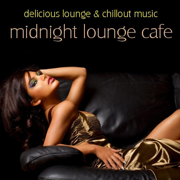 "Cover of Compilation ""Midnight Lounge Cafe"""