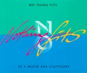 "Cover of Compilation ""No Thing Fits"""