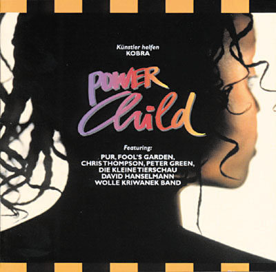 "Cover of Compilation ""Power Child"""