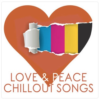 "Cover of Compilation ""Love & Peace Chillout Songs"""