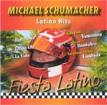 "Cover of Compilation ""Schumacher - Fiesta Latino"""