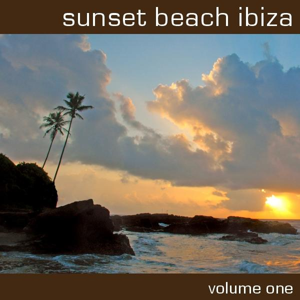 "Cover of Compilation ""Sunset Beach Ibiza Vol.1"""