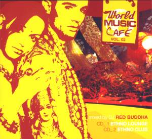 "Cover of Compilation ""World Music Cafe Vol. 2"""