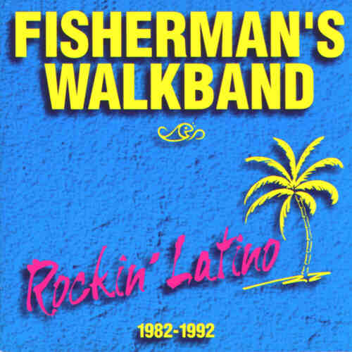 "Cover of Album ""Rockin' Latino"""