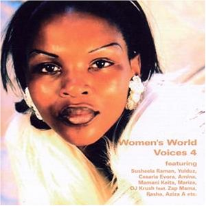 "Cover of Compilation ""Women's World Voices 4"""